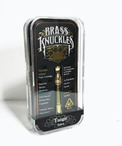 Tangie Brass Knuckles