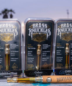 BRASS KNUCKLES VAPES