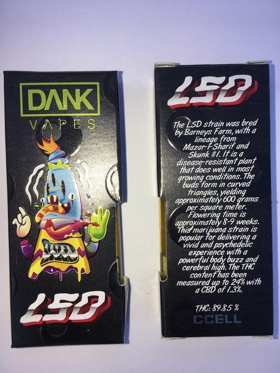 Buy LSD dankvape online
