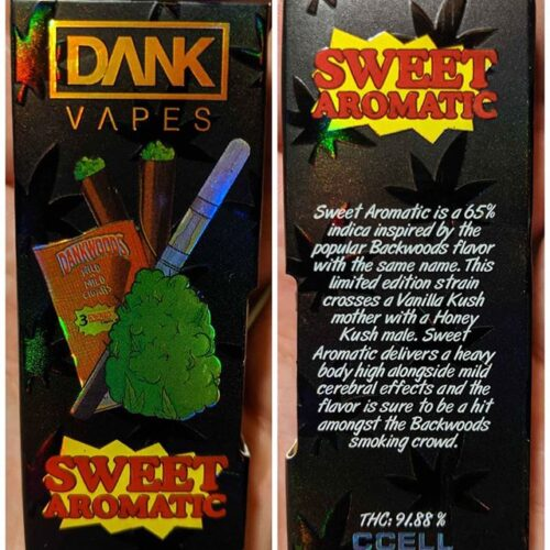 Buy Sweet-Aromatic dankvape flavor