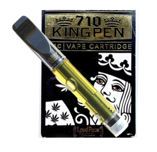 710 king pen cartridges