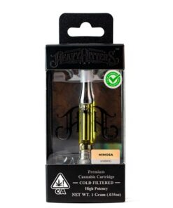 Heavy hitters cartridges